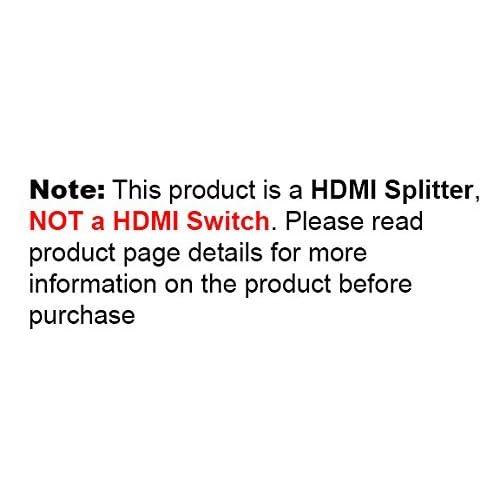 Buy Zettaguard 1 x 4 HDMI Splitter 1 Input 4 Output Digital