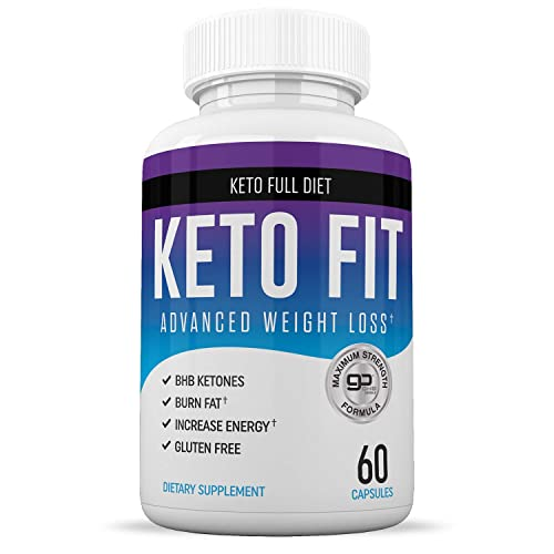Best Keto Slim Fit Diet Pills Keto Advanced Appetite Suppressant For Weight Loss Supplements For Women And Men Ketogenic Keto Bhb Salts Supplement