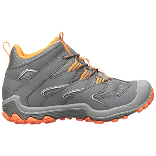945d7a486d50a Buy Merrell Kids' Chameleon 7 Mid WTRPF Hiking Shoe with Ubuy New ...