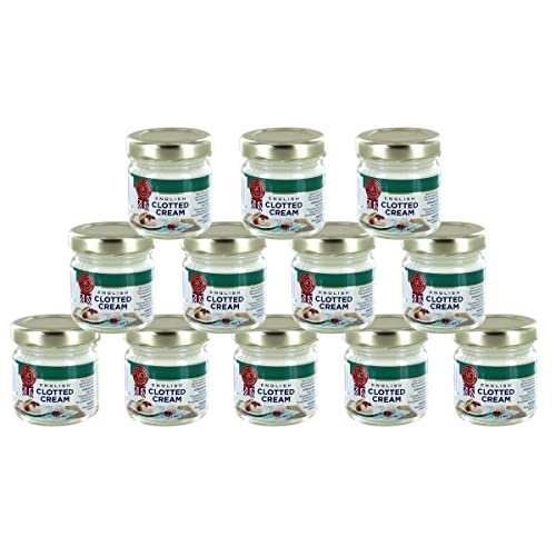 Buy Clotted Cream 1oz Case Of 12 Online In New Zealand B00vxls3rc
