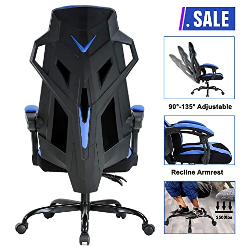 Incredible Buy Pc Gaming Chair Ergonomic Office Chair Desk Chair Bralicious Painted Fabric Chair Ideas Braliciousco
