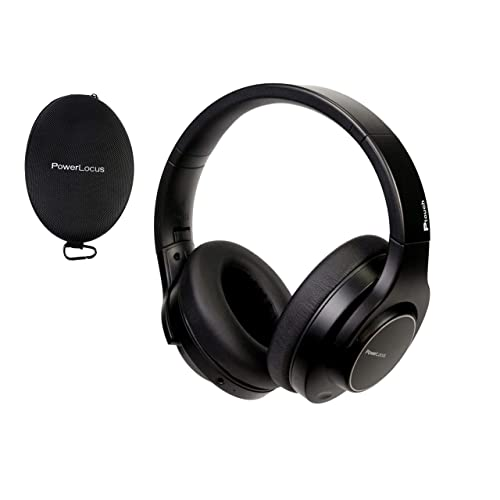 Powerlocus Bluetooth Headphones Wireless Over Ear 30h Playtime Touch Button Hd Stereo Wireless And Wired Headphone With Microphone Soft Earmuffs Foldable Headset For Iphone Samsung Ipad Tv Pc Buy Products Online With Ubuy