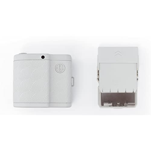 save off a93f4 0472f Buy Prynt Pocket, Instant Photo Printer for iPhone - Cool Grey ...
