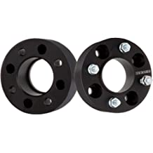ECCPP 4PCS HUB CENTRIC Wheel Spacers Adapters 4x110 10x1.25 74 1.5 compatible with 2005-2016 Kawasaki Brute Force 750 2002-2007 Suzuki Eiger 400 2008-2016 Suzuki King Quad 400