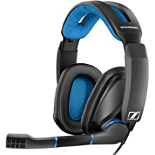 6468a2954b3 Sennheiser GSP 300 - Closed Back Gaming Headset for PC, Mac, PS4 and Xbox