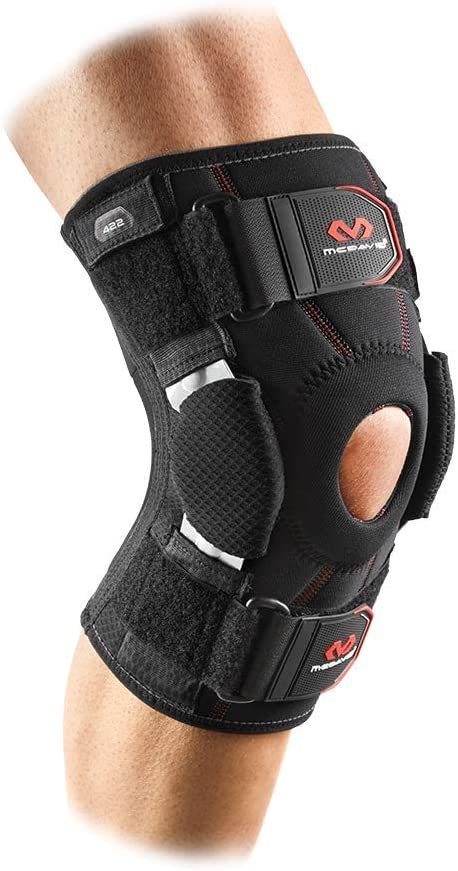 Buy Mcdavid Knee Brace, Maximum Knee Support & Compression for Knee  Stability & Recovery Aid, Patella Tendon Support, Tendonitis Pain Relief,  Ligament Support, Hyperextension, Men & Women, Sold as 1 Units Online