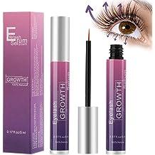 0b370f23b0a Fixget Growth Eyelash Serum, Natural Eyelash Growth Enhancer & Brow Serum  Professional Lash Eyelash Growth Booster Lash Conditioner for .
